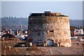 TQ6402 : Martello Tower 65, Sovereign Harbour by Oast House Archive