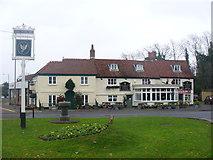 TQ1666 : The Angel Inn by Colin Smith