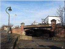 TQ3377 : Willowbrook Road bridge by Stephen Craven