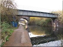 TQ2182 : Bridge 8c, Paddington Branch, Grand Union Canal  by David Hawgood