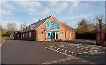 SU6431 : Ropley Parish Hall by Peter Facey