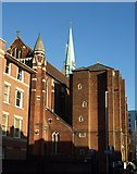TQ3266 : Church of St Michael and All Angels With St James, Croydon by Derek Harper