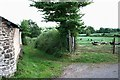 SS8303 : Minor road to Upton Hellions by Hugh Craddock