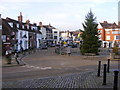 TQ7415 : Battle Christmas Tree by Gordon Griffiths