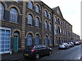 SO8376 : Victoria's New Road mill, Green Street, Kidderminster by Chris Allen