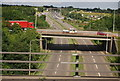 TQ5888 : A127, Junction 29, M25 by N Chadwick