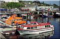S6900 : Cruise ship tender, Dunmore East by Albert Bridge