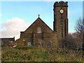 SD9704 : St Anne's Church, Lydgate by David Dixon