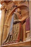 TQ6349 : Sir John Rivers, Memorial, Hadlow church by Julian P Guffogg