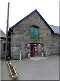 NO0936 : Stewart Tower Farm Shop by Maigheach-gheal