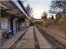 SJ9588 : Rose Hill Station by David Dixon