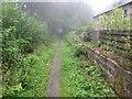 NJ9226 : Logierieve Station by Richard Webb