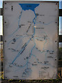 TF5801 : Fens drainage map by Hugh Venables
