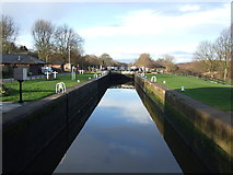 SE3629 : Woodlesford Lock, Aire and Calder Navigation by JThomas