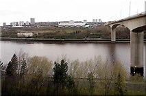 NZ2463 : Metro Radio Arena west of Redheugh Bridge by Andrew Curtis