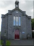 NJ6112 : The church at Kirkton of Tough by Stephen Stachowiak