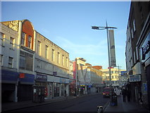 TQ3476 : Rye Lane, Peckham by PAUL FARMER