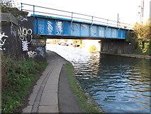 TQ2282 : Bridge 7d Paddington Arm - London Overground by David Hawgood