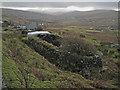 NG1750 : Glendale ruin (3) by Richard Dorrell