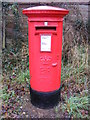 TM2245 : 227 Main Road Postbox by Adrian Cable