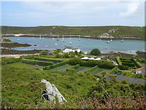 SV8815 : Northward, Bryher as seen from Watch Hill by Colin Park