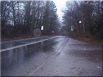 TQ1661 : Entering Surrey on Fairoak Lane by David Howard