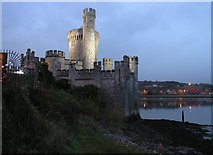 W7272 : Blackrock Castle, Cork by Hywel Williams