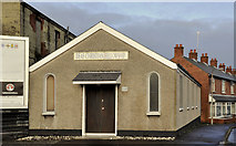 J3673 : Deaf Christian Fellowship hall, Belfast by Albert Bridge
