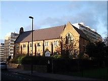 TQ2977 : St Gabriel's Primary School, Pimlico by David Anstiss