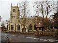 TF3038 : The Church of St Peter & Paul, Kirton by Bill Henderson