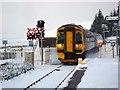 NC8631 : Class 158 at Kinbrace Crossing by Rob Newman