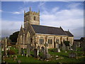 ST5963 : Church of St Mary the Virgin,Stanton Drew by John Lord