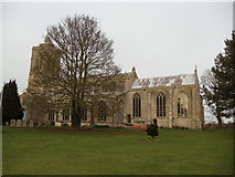 TF4024 : Church of St Mary Magdalene, Gedney by Bill Henderson