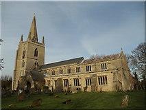 TF5617 : All Saints Church. Tilney All Saints by Bill Henderson
