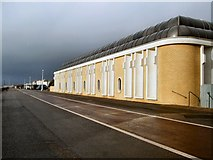 TQ2804 : King Alfred Sports Complex, Hove by Paul Gillett