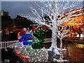 SJ8498 : Christmas Illuminations, Piccadilly Gardens by David Dixon
