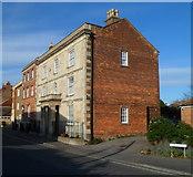 ST8558 : Grade II listed 13 The Halve, Trowbridge by Jaggery