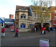 ST8557 : W H Smith, Trowbridge by Jaggery