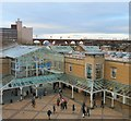 SJ8990 : Over Merseyway Shopping Centre by Gerald England