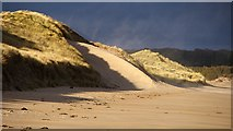NT6281 : Dune formation, Ravensheugh Sands by Richard Webb