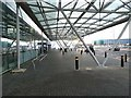 NZ1871 : Newcastle International Airport, Christmas 2011 by Oliver Dixon