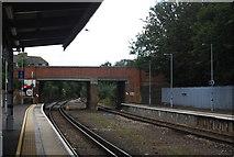 TR3752 : Queen Street Bridge, Deal Station by N Chadwick