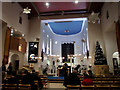 TQ2995 : St Thomas's Church, Oakwood, London N14 by Christine Matthews