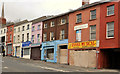 J2664 : Vacant shops, Lisburn by Albert Bridge