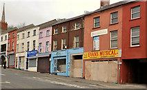 J2664 : Vacant shops, Lisburn by Albert Bridge
