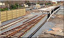 J3272 : New train maintenance depot, Belfast (28) by Albert Bridge