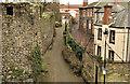 J1486 : The castle walls, Antrim (4) by Albert Bridge