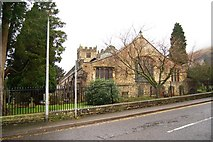SD6592 : St Andrew's Church east end by SMJ