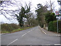 TG2219 : Newton Road, Hainford by Adrian Cable