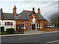 SE6131 : Former workhouse gatehouse by Alan Murray-Rust